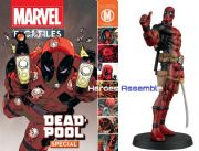 Marvel Fact Files Deadpool Special With Figurine Eaglemoss
